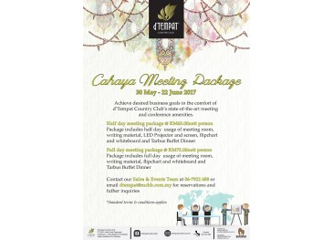 Cahaya Meeting Package