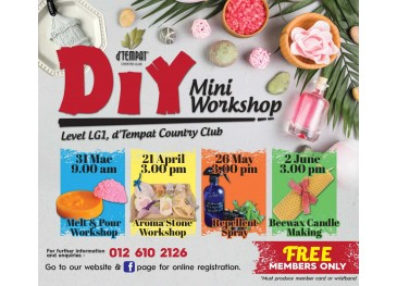 DIY Mini Workshop