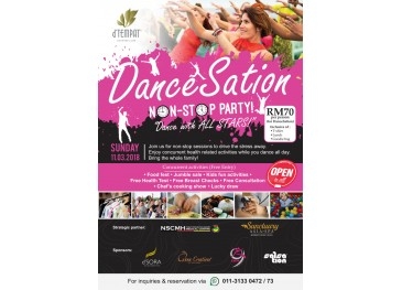 d'Tempat DanceSation Non-Stop Party