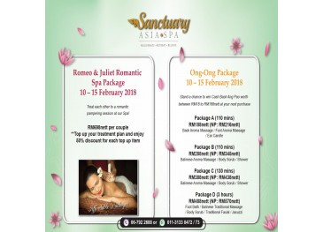 Sanctuary Asia Spa