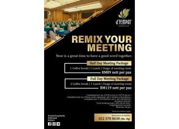 Remix Your Meeting - Corporate Package
