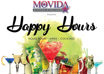MOVIDA Happy Hours