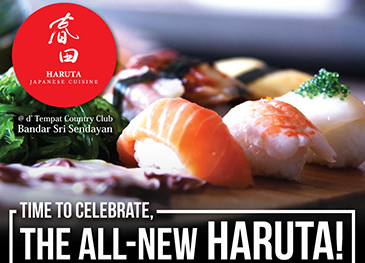 The All-New HARUTA!