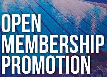 Open Membership Promotion