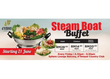 Steam Boat Buffet